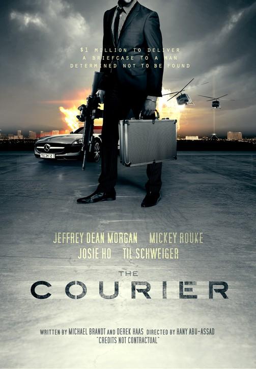 Смотреть онлайн Курьер / The Courier (2011) HDRip | L1