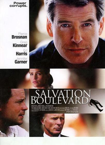 Смотреть онлайн Бульвар спасения / Salvation Boulevard (2011) HDRip | Лицензия