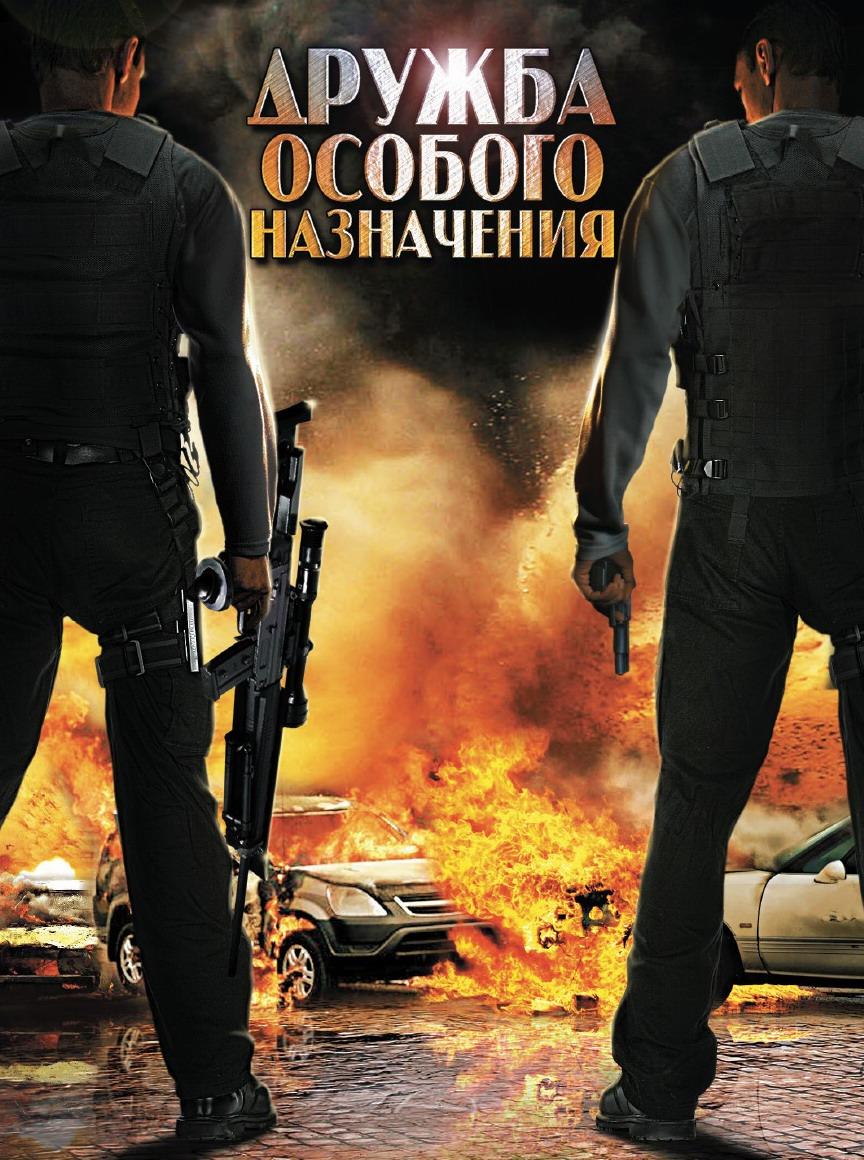 Смотреть онлайн Дружба особого назначения (2012) DVDRip | Лицензия