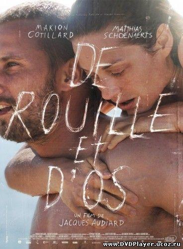 Смотреть онлайн Ржавчина и кость / De rouille et d'os (2012) HDRip | Лицензия